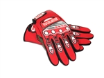 Daymak BLD-22 Gloves - Red - M