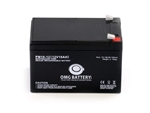 Daymak SEALED LEAD-ACID BATTERY 12V10AH
