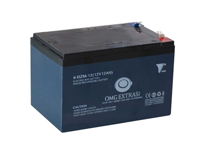 Daymak SEALED LEAD-ACID - GEL - BATTERY 12V-12AH