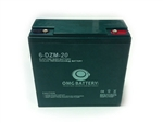 Daymak SEALED LEAD-ACID - GEL - BATTERY 12V-20AH