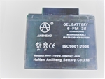 Daymak SEALED LEAD-ACID - GEL - BATTERY 12V-32AH
