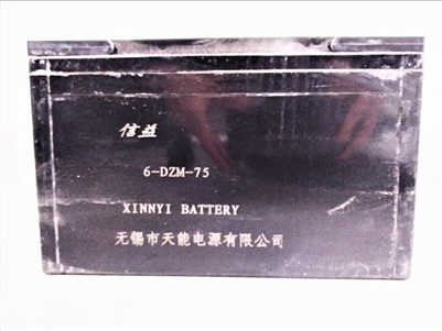 Sealed Lead Acid Battery 12V 75Ah Type B